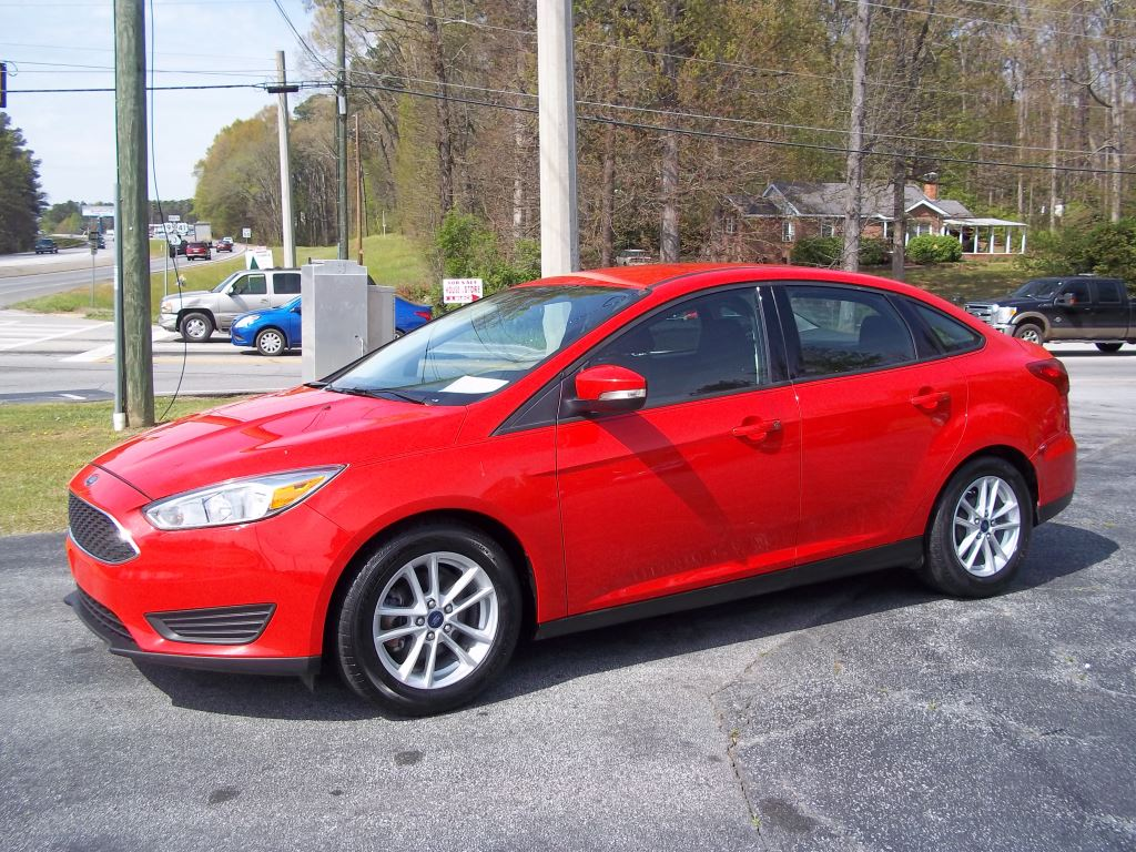 AUTO CASH USED CARS ***BUY HERE PAY HERE***: 2015 Ford Focus ...